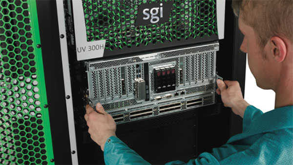 SGI: UV 300 System Reliability, Availability and Serviceability