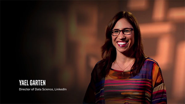 Analytics Luminary: Yael Garten, LinkedIn – Intel IT Center
