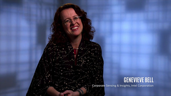 Analytics Luminary: Genevieve Bell, Intel – Intel IT Center