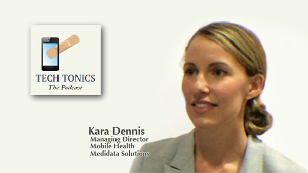 Tech Tonics: Kara Dennis and the Development of New Therapies