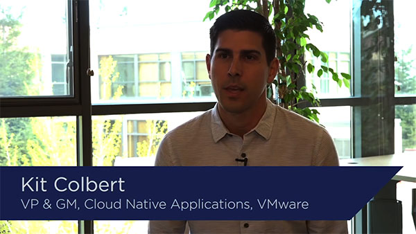 VMware Strategy: Journey to a Cloud-Native Enabled Future