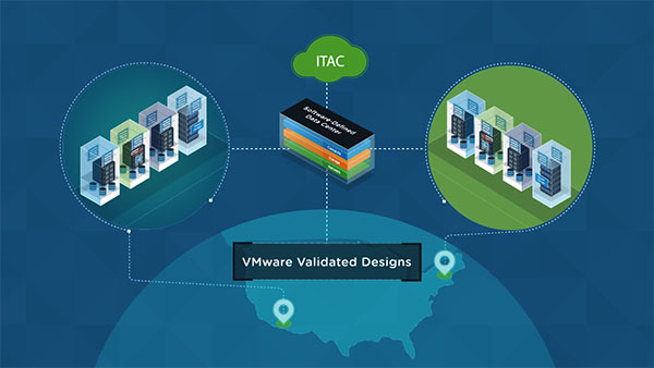 VMware Validated Designs Business Continuity and Disaster Recovery Overview