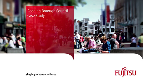 Fujitsu: Reading Borough Council Case Study