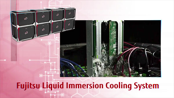 Fujitsu: Introducing the Fujitsu Liquid Immersion Cooling System for Next Generation Data Centers