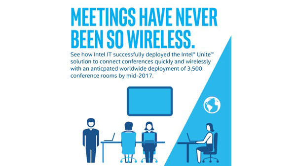 Inside IT: Maximizing Meeting Efficiency with Intel Unite