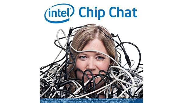 Intel Delivers Silicon Photonics for Hyperscale Data Centers – Intel Chip Chat – Episode 495