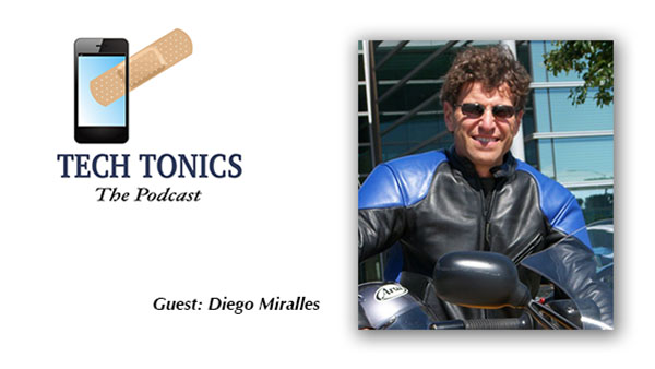 Tech Tonics: Diego Miralles – Physician, Scientist, Drug Developer, Humanist