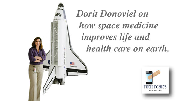 Tech Tonics: Dorit Donoviel, To Infinity and Beyond